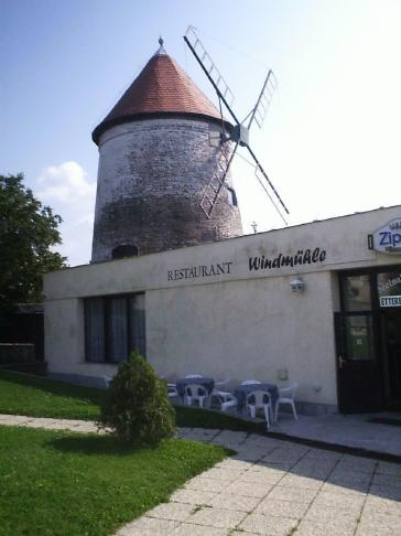 Sopron, windmill 1 (Photo)